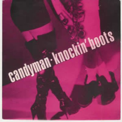 Candyman Knockin' Boots album cover