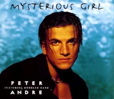 Peter Andre Mysterious Girl album cover