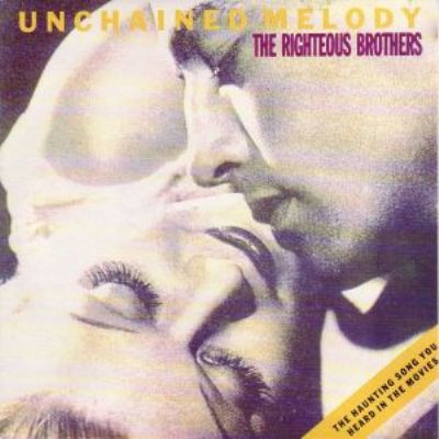 Righteous Brothers Unchained Melody album cover
