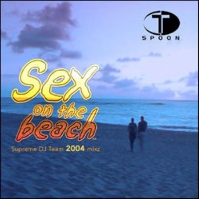 T-Spoon Sex On The Beach album cover