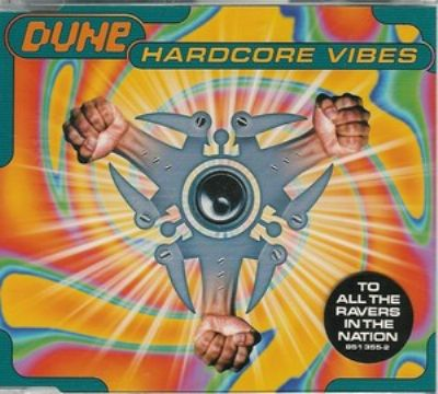 Dune Hardcore Vibes album cover