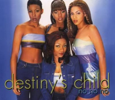 Destiny's Child No No No album cover