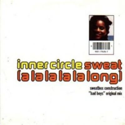 Inner Circle Sweat (A La La La La Long) album cover