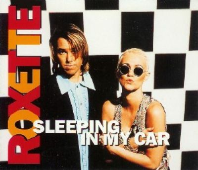 Roxette Sleeping In My Car album cover