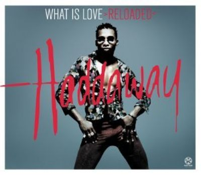 Haddaway What Is Love album cover