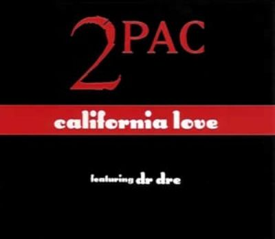 2pac & Dr. Dre California Love album cover