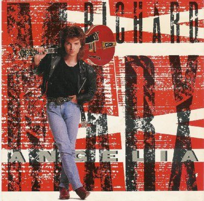 Richard Marx Angelia album cover