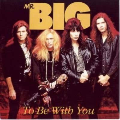 Mr Big To Be With You album cover