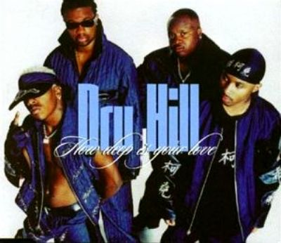 Dru Hill How Deep Is Your Love album cover