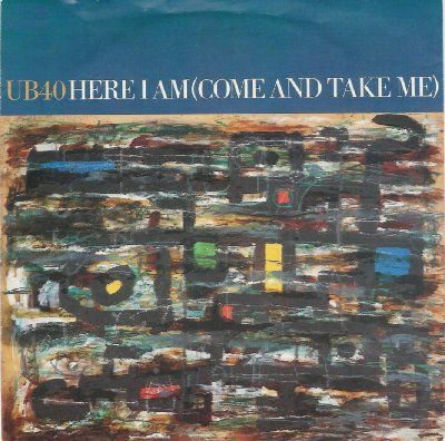 UB40 Here I Am (Come And Take Me) album cover