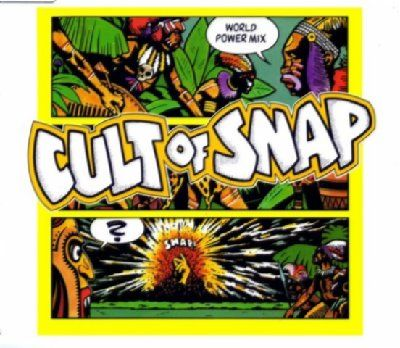 Snap! Cult Of Snap album cover