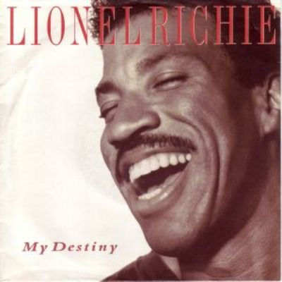 Lionel Richie My Destiny album cover