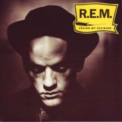 R.E.M. Losing My Religion album cover