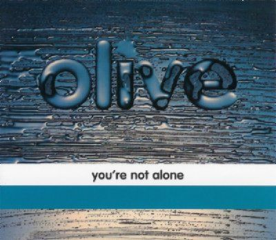 Olive You're Not Alone album cover