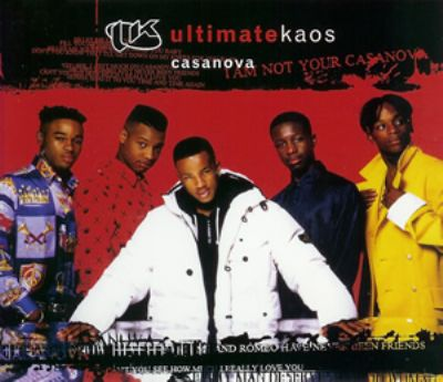 Ultimate Kaos Casanova album cover