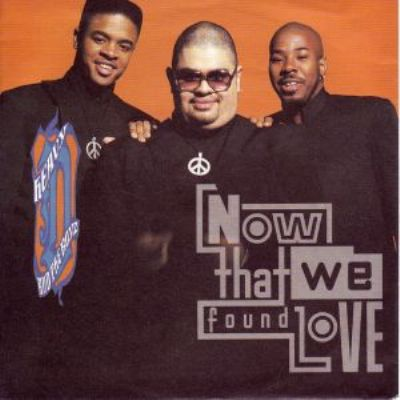 Heavy D & The Boyz Now That We Found Love album cover