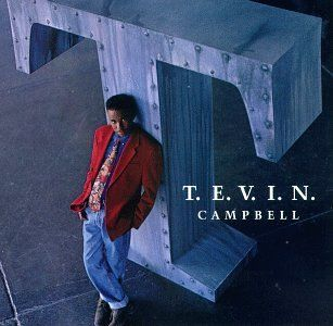 Tevin Campbell Tell Me What You Want To Do album cover