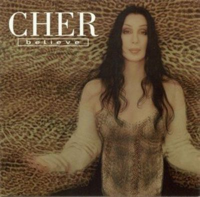 Cher Believe album cover