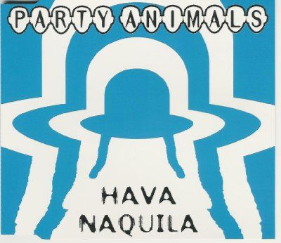 Party Animals Hava Naquila album cover