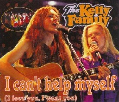Kelly Family I Can't Help Myself album cover