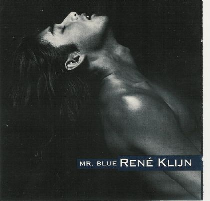 Rene Klijn Mr Blue album cover