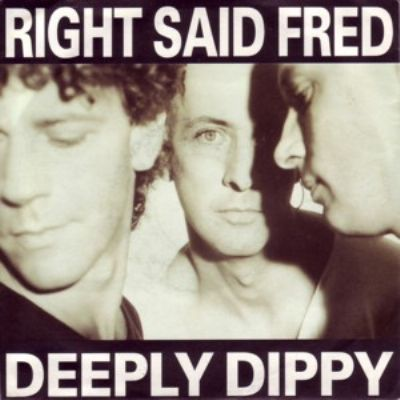 Right Said Fred Deeply Dippy album cover