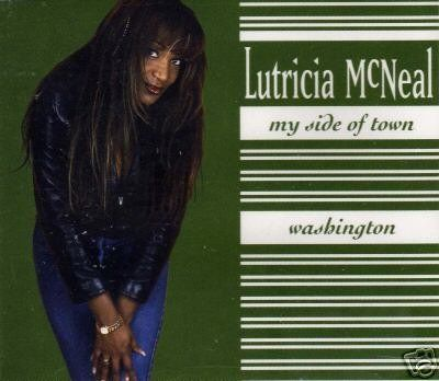 Lutricia Mcneal My Side Of Town album cover